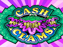 Онлайн слот Cash Clams